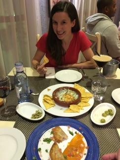 Dinner at Sedona Bar & Grill